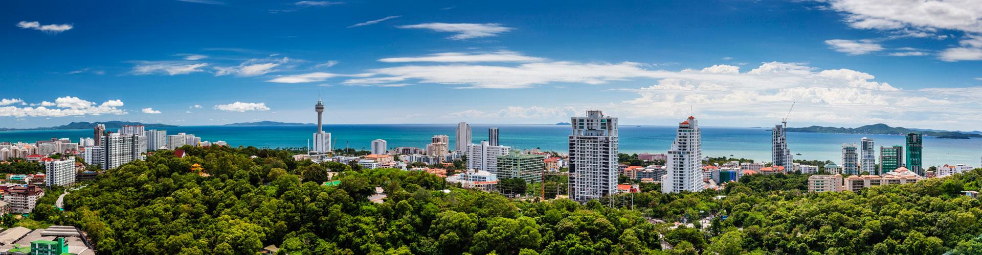 Pattaya Hill, Pattaya, Thailand